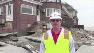 USACE - Supporting Sandy Recovery