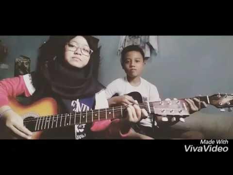 Falah Akbar - Terlanjur Mencintaimu Cover by Mirna&Eman