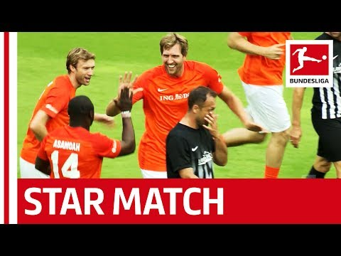 Dirk Nowitzki, Lukas Podolski, Serge Gnabry & Co. - Champions for Charity