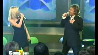 Chris Norman & C C Catch   Stumblin' In Live