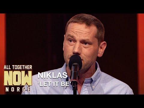 All Together Now Norge | Niklas vinner finalen med Let It Be av The Beatles | TVNorge