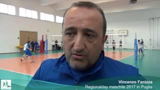03-04-2017: #fipavpuglia - Vincenzo Fanizza tra Regionalday maschile 2017 e Trofeo delle Regioni