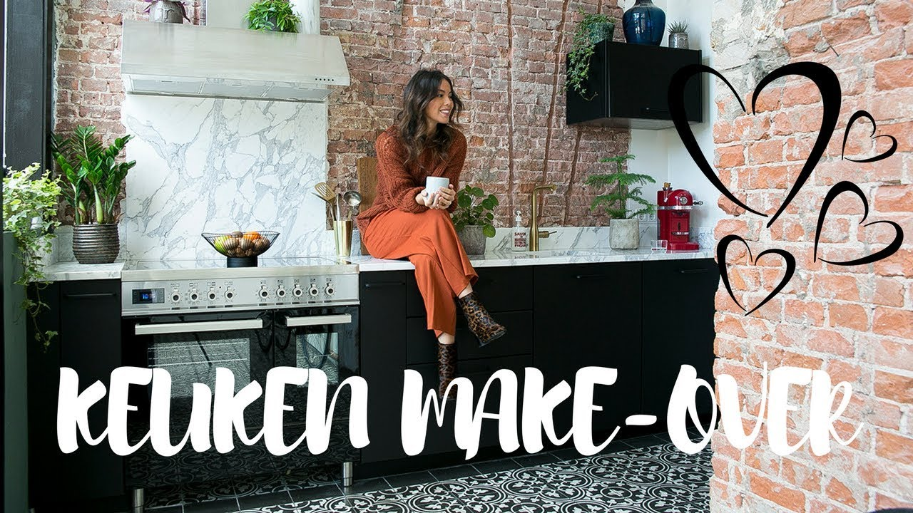 Keuken Make Over : Mijn keuken make over is af youtube