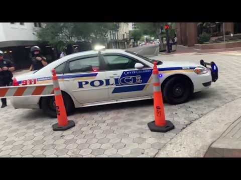 ❤️ в центре событий ❤️ тихий протест Orlando Florida George Floyd Protesters 03.06.2020