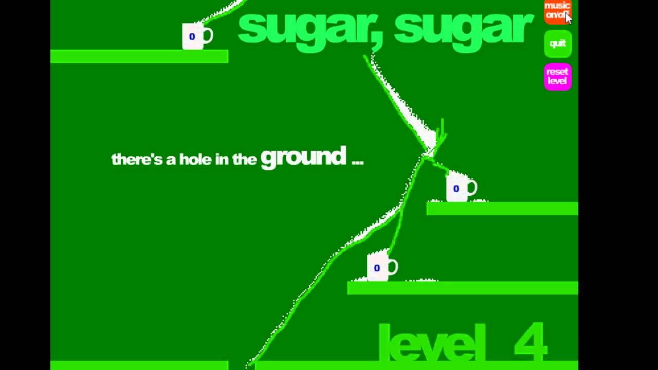 Sugar Sugar Walktrough Level 1 10 Youtube