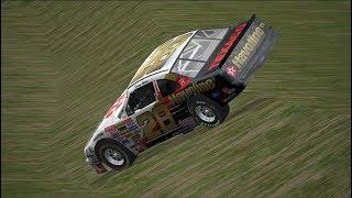 Can I Recreate Davey Allison's 1989 Daytona Flip? (Part 2) | NR2003 LIVE STREAM EP328