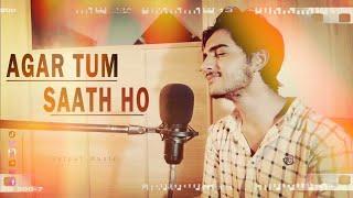 Agar Tum Saath Ho - Sid Rajput   Cover