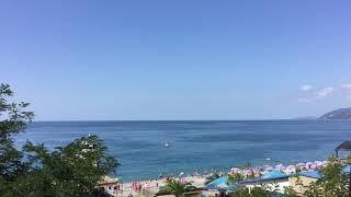 Частный сектор в Абхазии жилье у моря без посредников Гагра цены 2019 эконом снять недорого