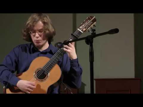 Péter Girán in concert: Flamenco music by Paco Peña, guitar