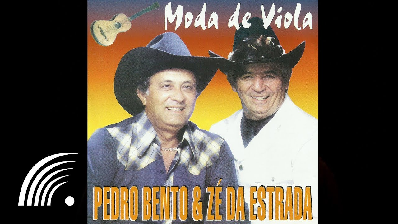 Pedro Bento & Zé da Estrada - Peão De Ouro - Moda De Viola - Oficial