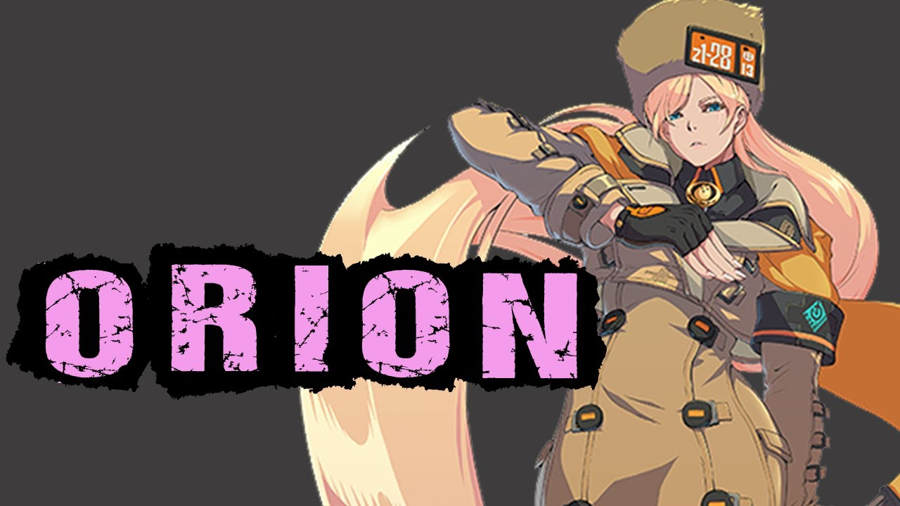 Download 【GGST #3561】ORION(MILLIA)