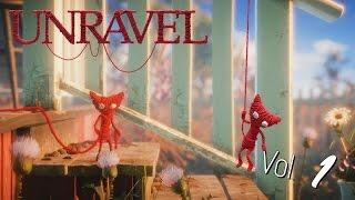 Unravel : น้องยานีกับการเดินทางที่สวยงาม - Part 1