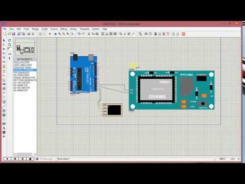 Gsm module SIM900 interfacing with arduino - The Electronics