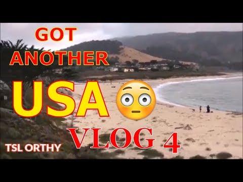 GOT Another USA | Vlogging In United States of America | VLOG 4 | Travel Vlog | TSL ORTHY