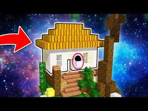 "Dansk Minecraft - Egg Wars - ""BYGGER ET HUS!"""