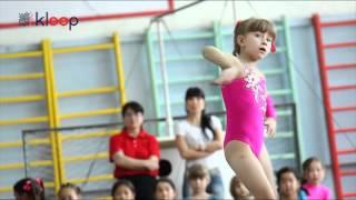 Соревнование по гимнастике среди подростков и детей Kloop.kg Новости Кыргызстана