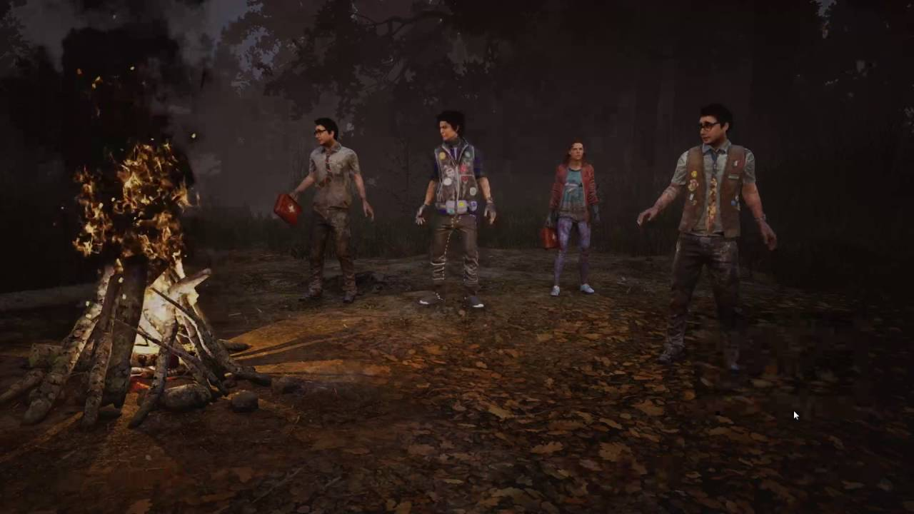 Dead By Daylight Play This Is Not Hening