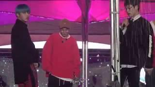 [ 170820 ] 평창 동계올림픽 광화문 도심 속 봅슬레이 축하공연 블락비 태일 - 토이 (TOY)