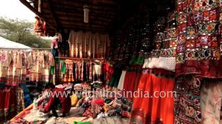 Colourful readymade clothes embellished with mirrors  for sale in Faridabad
