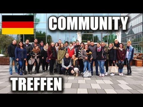 Community Treffen in Köln - Ihr seid die beste Community   VLOG #150
