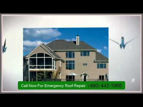 Emergency Roof Repair Phoenix - 480-442-1968 - Phoenix Emergency Roofing