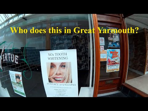 Gt Yarmouth - What the Guide Books don't tell you! - Victoria Arcade