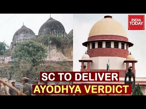 supreme-court-to-announce-ayodhya-verdict-tomorrow-at-10:30-am