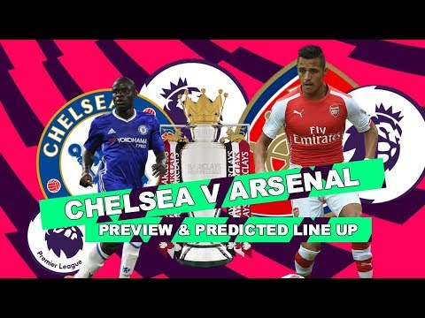 CHELSEA V ARSENAL | I AM NOT CONFIDENT AT ALL | MATCH PREVIEW
