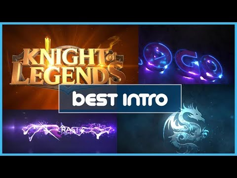 TOP 32 INTRO LEGEND LOGO ★ FREE DOWNLOAD TEMLATE AFTER EFFECT