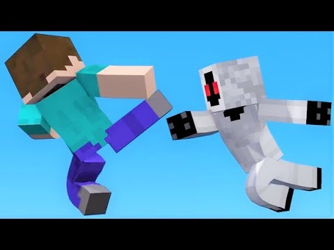NEW Minecraft Song Psycho Girl 9 ONE HOUR - Psycho Girl Minecraft Animations and Music Video Series