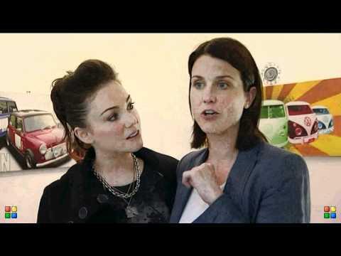 Heather Peace & Anna Skellern: