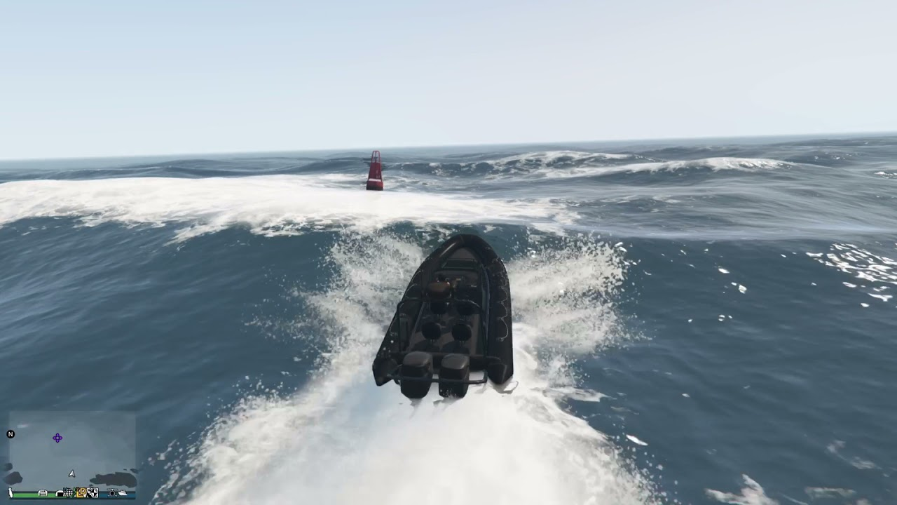 Grand Theft Auto V Online Wednesday May 5th Underwater caches locations