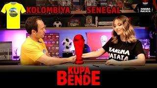 Kupa Bende I Dünya Kupası: Kolombiya - Senegal