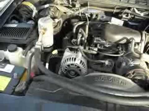 1999 chevy s10 4 3l v6 youtube rh youtube com Chevy 4.3L V6 Engine Chevy V6 Vortec Engine Parts