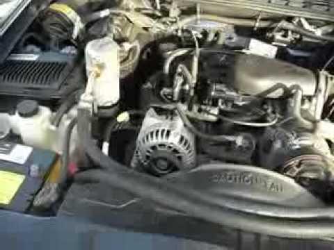 1999 Chevy S10 43l V6  YouTube