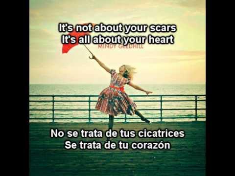 Mindy Gledhill - All About Your Heart - (Nie version) (Letra INGLÉS y traducción en ESPAÑOL)