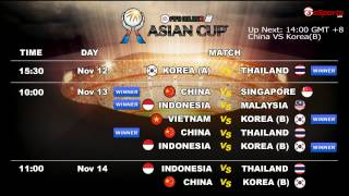 fo3 asian cup korea 2015 day 3
