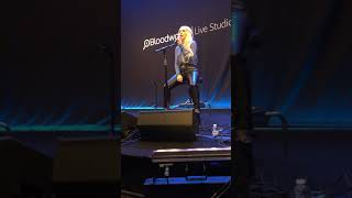 Ava Max- Sweet But Psycho at Bloodworks Live Studio 01/30/19