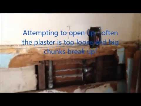 electrical rewire older home youtube rh youtube com Rewiring a Room Rewiring an Extension Cord
