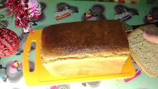 Обзор Дарницкий хлеб 0.7 кг! Какой должен быть ХЛЕБ России, СССР, Российской Империи! Гост Хлеба!