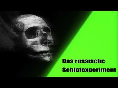 Folge 5 - Das Russische Schlafexperiment - Creepypasta