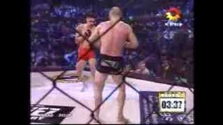 MARIANO HINOJAL vs. EZEQUIEL RICCI - MMA