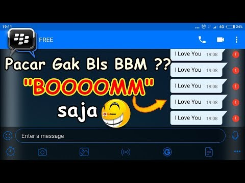 How to BOOM BBM Boyfriend