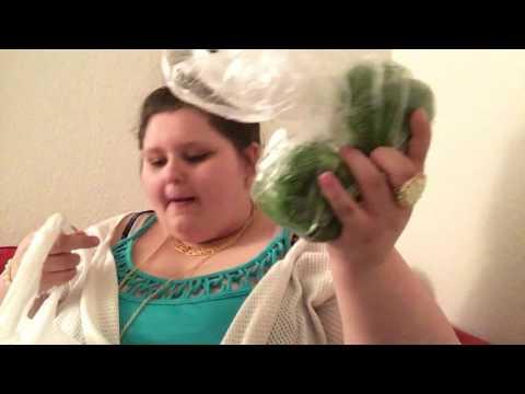 FAT GIRL GOING VEGAN?!
