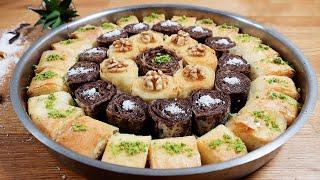 Кокосово-шоколадный десерт   Турецкий десерт - просто пахлава