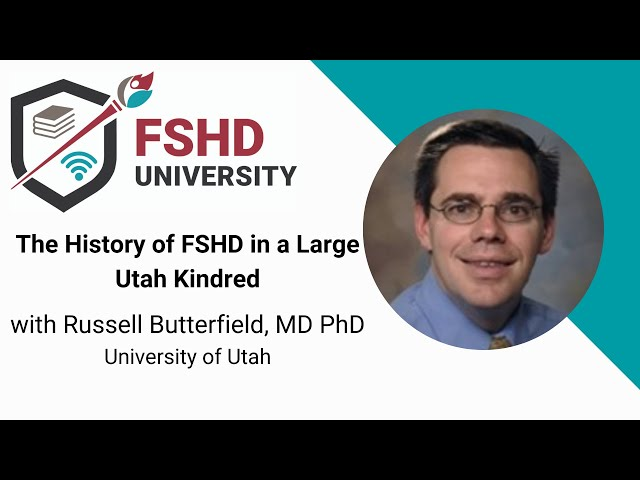 The History of FSH muscular dystrophy in a large Utah kindred