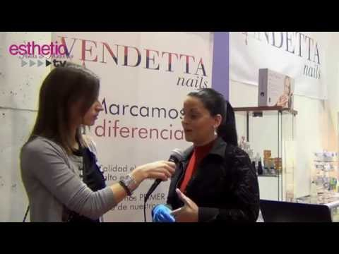 BEAUTY FORUM VALENCIA 2013 - Vendetta Nails