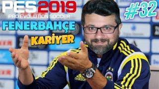PES 2019 // Fenerbahçe Kariyer | ŞAMPİYONLUK YOLUNDA;TRABZONSPOR MAÇI | Bölüm 32 | CANLI