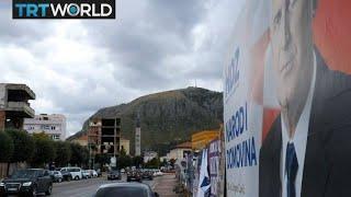 A Divided City: Mostar still feeling effects of Bosnian war