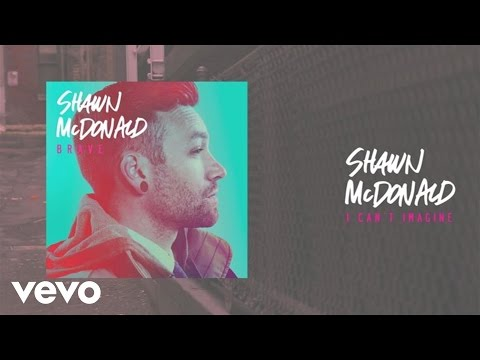 Shawn McDonald - I Can't Imagine (Lyric Video)